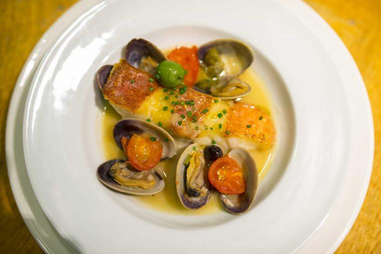 Terra Tokyo Italian Mussels